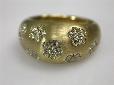68172-July /Floret Ring Cynthia Findlay Antiques CFA120229
