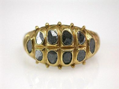 68195-July /Antique Diamond Ring Cynthia Findlay Antiques CFA1206269