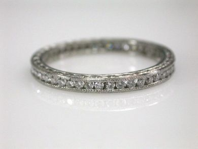 68397-July /Diamond Eternity Band Cynthia Findlay Antiques CFA1206235