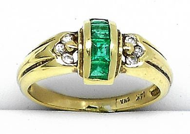 68397-July /Emerald Ring Cynthia Findlay Antiques 061612 1