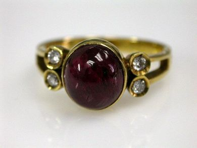68397-July /Spinel Ring Cynthia Findlay Antiques CFA1206241