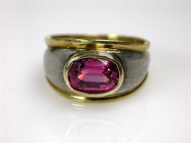 68397-July /Spinel Ring Cynthia Findlay Antiques CFA120763C