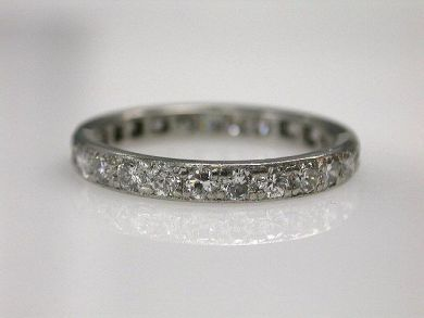 68450-August/Diamond Eternity Band Cynthia Findlay Antiques CFA1207209