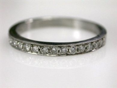 68450-August/Diamond Eternity Band Cynthia Findlay Antiques CFA1207240