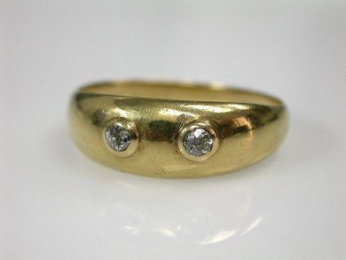 68518-September/Diamond Band Cynthia Findlay Antiques CFA1207386