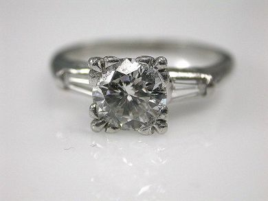 68700-September/Art Deco Diamond Ring Cynthia Findlay Antiques CFA1208147 68701