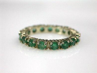 68700-September/Emerald Band Cynthia Findlay Antiques CFA1208204