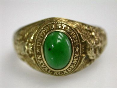 68700-September/Naval Academy Class Ring Cynthia Findlay Antiques CFA1208215