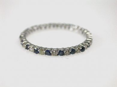 68700-September/Sapphire Eternity Band CFA1208145
