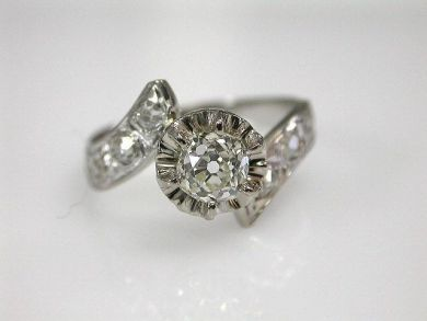 69101-November/Diamond Engagement Ring Cynthia Findlay Antiques CFA1210124