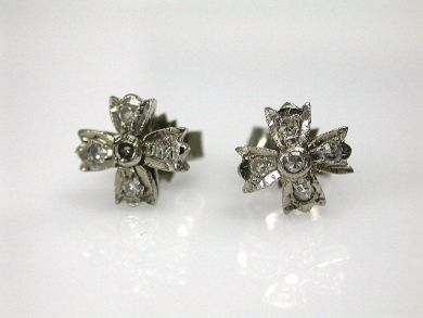 69101-November/Diamond Studs Cynthia Findlay Antiques CFA121048C