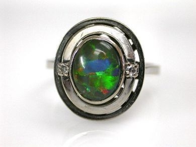 69101-November/Opal Ring Cynthia Findlay Antiques CFA1210139