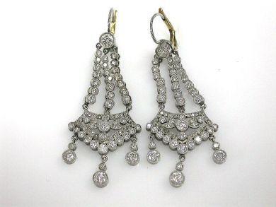69200-November/Chandelier Earrings Cynthia Findlay Antiques CFA1210279
