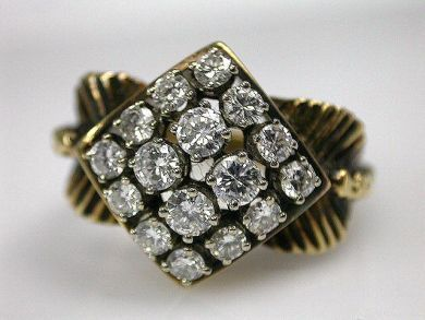 69200-November/Cluster Ring Cynthia Findlay Antiques CFA1210189