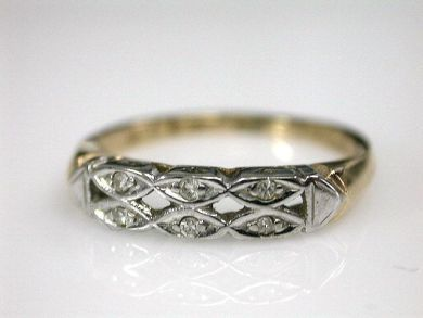 69200-November/Diamond Band Cynthia Findlay Antiques CFA1210190
