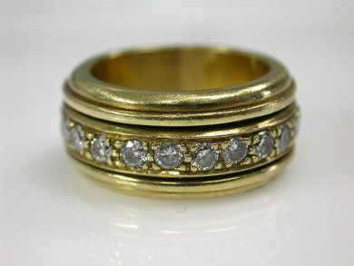 69200-November/Diamond Band Cynthia Findlay Antiques CFA1210269