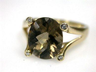 69462-January/Citrine Ring Cynthia Findlay Antiques CFA1211148