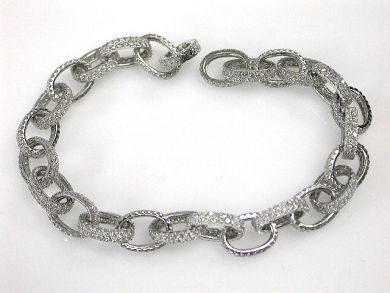 69462-January/Diamond Link Bracelet Cynthia Findlay Antiques CFA1211311