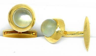 69488-November/Prasiolite cufflinks Cynthia Findlay Antiques 092112 6