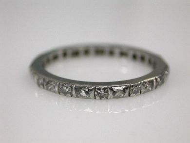 69599-January/Diamond Eternity Band Cynthia Findlay Antiques CFA1211357