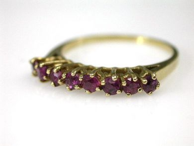 69599-January/Ruby Band Cynthia Findlay Antiques CFA1211288