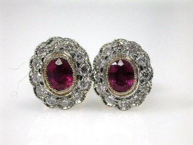 69790-updates/Ruby Earrings Cynthia Findlay Antiques CFA121227