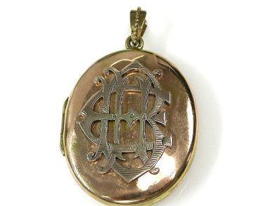 69795-January/Victorian Locket Cynthia Findlay Antiques CFA1212168