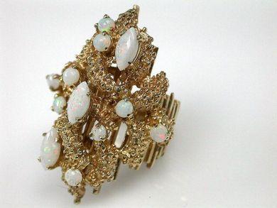 69994-January/Opal Ring Cynthia Findlay Antiques CFA1212371