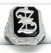Birks Onyx Ring