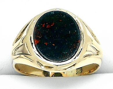 70106-February/Bloodstone Ring Cynthia Findlay Antiques 011113 28