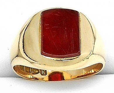 70106-February/Carnelian Ring Cynthia Findlay Antiques 011113 15
