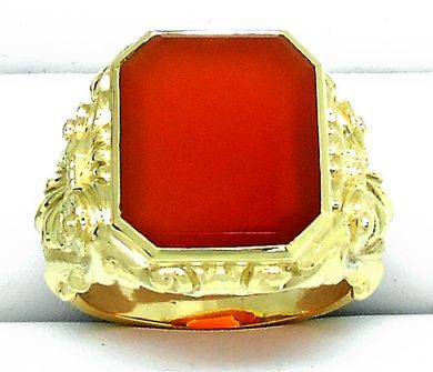70106-February/Carnelian Ring Cynthia Findlay Antiques 011113 16