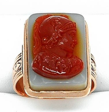 70106-February/Carved Carnelian Cynthia Findlay Antiques 011113 34