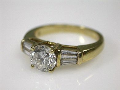 70194-February/Diamond Solitaire Cynthia Findlay Antiques CCFA130148