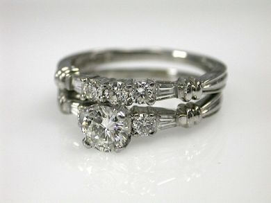 70593-February/Engagement Ring Set Cynthia Findlay Antiques CFA1302216
