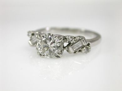 70857-March/Diamond Engagement Ring Cynthia Findlay Antiques CFA1303162