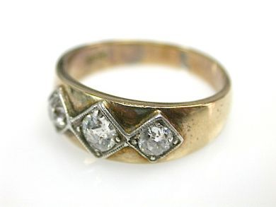 70925-April/Diamond Ring Cynthia Findlay Antiques CFA130419