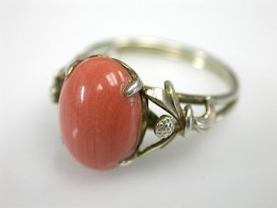 71422-May/Coral Ring CFA1305217