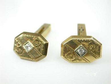 71422-May/Vintage Cufflinks CFA1305153