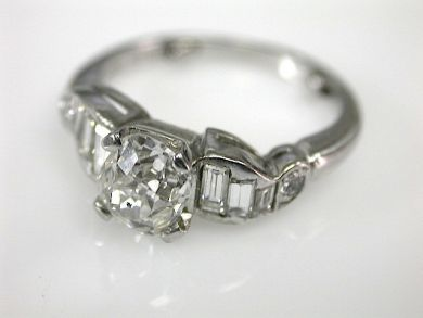 71422-May/Vintage Engagement Ring CFA1303280