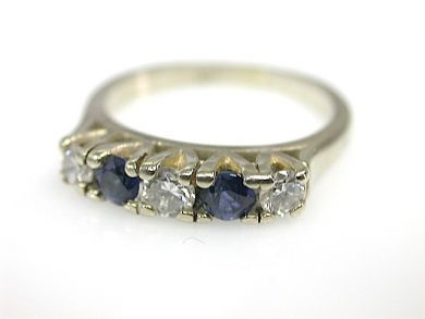 71597-May/Sapphire and Diamond Band CFA1305346
