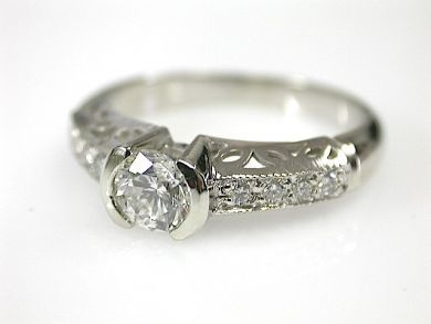 71678-May/Diamond Engagement Ring CFA130627