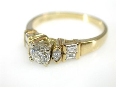 71678-May/Diamond Engagement Ring CFA130653