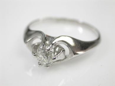 71678-May/Vintage Engagement Ring CFA1305138C