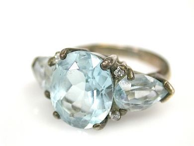 71741-June/Aquamarine Ring CFA1306124