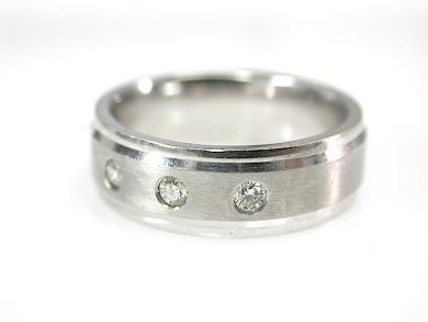 71763-June/Diamond Wedding Band CFA1306152