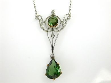 71783-July/Tourmaline Pendant CFA1306162