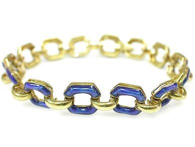 71840-July/Enamel Bracelet CFA1306281
