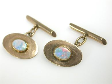 71840-July/Opal Cufflinks CFA1306304