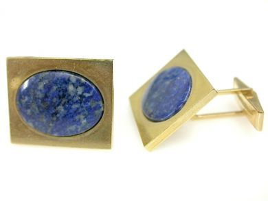 71840-July/Sodalite Cufflinks CFA1306311